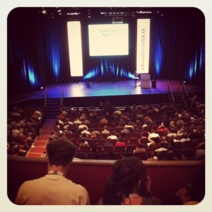BrightonSEO at the Brighton Dome